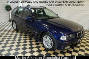 1996. P. BMW 325 2.5 tds Touring TURBO DIESEL~ONLY 83,000 MILES~LOCAL CAR~