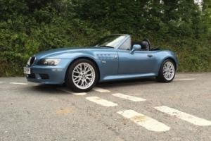 2002 02 BMW Z3 1.9 SPORT ONLY 49000 MILES LAST OWNER OVER 10 YEARS