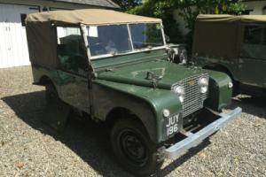 """Land Rover Series 1 80"""" 1951"""