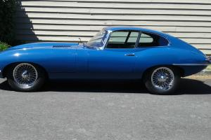 Jaguar : E-Type FIXED HEAD COUPE