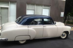 1952 Chev Styline in ACT