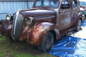 Plymouth Sedan 1937 ROD OR Restoration Project in VIC