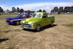 1955 Holden FJ UTE 186 3 Speed Auto Engineered Billet Custom NOT EH HR HQ HK XY in NSW