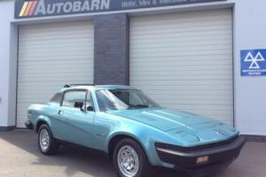 Triumph TR7 2.0 36,000 miles, one owner