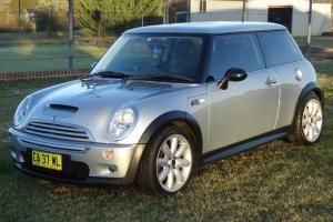 Mini Cooper S 1 6 Supercharged 6 SPD Manual NO Reserve in NSW