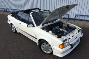 ▀▄ FIND ANOTHER ▄▀ 85 B Ford Escort 1.6i RS Turbo Series 1 Cabriolet Convertible