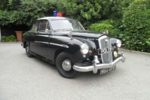 Wolseley 15/50 1958 REG NO (462 GPF) FROM A DECEASED ESTATE