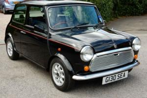 1990 ROVER MINI THIRTY LIMITED EDITION ONLY 14,000 MILES TOTALLY STUNNING !!!! Photo