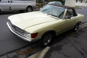 Mercedes Benz 380 SL 1980 Convertible Automatic With Hardtop AND Softtop in VIC