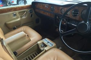 Rolls Royce Silver Shadow 1979 4D Saloon Automatic 6 8L Twin Carb Seats