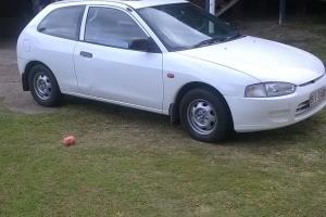 Mitsubishi Mirage 1997 3D Hatchback Manual 1 5L Multi Point F INJ ...