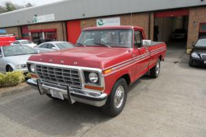 FORD F250 1978 5.8 GREAT TRUCK IN VERY GOOD CONDITION DRIVES SUPERBLY