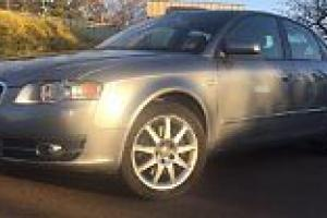 Audi A4 2 0 Tfsi 2005 4D Sedan CVT Multitronic 2L Turbo Mpfi 5 Seats in VIC