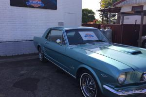 1966 Ford Mustang in NSW