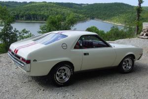 1968 AMX 390 4 SPEED   THIS CAR IS AS GOOD AS YOU WILL EVER FIND -- BEST COLOR