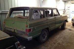 1972 Jeep Wagoneer in VIC