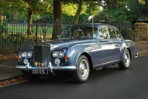 Rolls-Royce Silver Cloud 111 Continental Flying Spur 1965 Photo