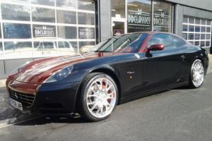 Ferrari 612 Scaglietti 2008 less than 10,000 miles from new