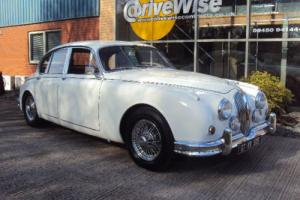 1967 Jaguar MK II 3.8 Manual Saloon