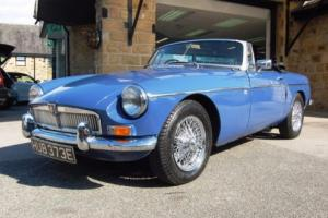1967 MG MGB 2.0 ROADSTER MGB
