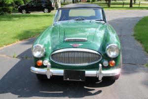 1966 AUSTIN HEALEY 3000 MKIII Photo