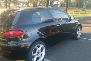 Alfa Romeo 147 TI Selespeed 2003 3D Hatchback Automatic 2L Multi Point in NSW