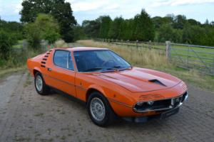 1972 Alfa Romeo Montreal Photo