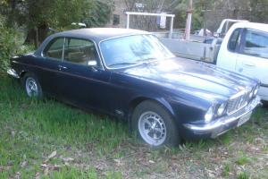 Jaguar XJ 5 3C V12 Pillarless Coupe Good Project Photo