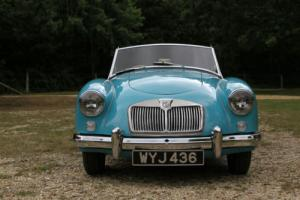 1958 MGA 1500 ROADSTER Photo