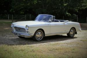Peugeot 404 CABRIOLET By Pininfarina