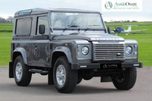 2014 14 LAND ROVER DEFENDER 2.2 TD XS STATION WAGON 5D 122 BHP DIESEL