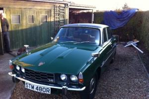 Rover P6 British Racing Green 3.5 3500 Auto. 36000 Miles. Great Condition