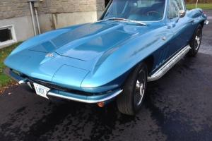 Chevrolet : Corvette Coupe