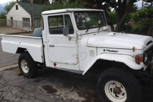 Toyota : Land Cruiser RHD