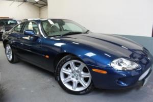 1997 JAGUAR XF 4.0 V8 COUPE 2D AUTO Photo