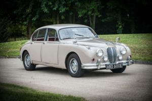 1966 Jaguar MKII 3.8 Manual/OverDrive