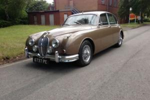 Jaguar MK2 MKII 2.4 Photo