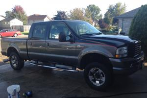 Ford : F-250 Harley-Davidson Edition Crew Cab Pickup 4-Door
