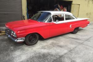 1960 Chevrolet MAY Trade Must Sell in QLD