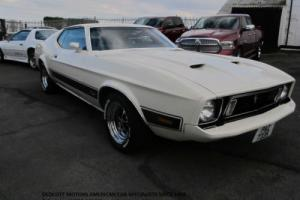 1973 FORD MUSTANG MACH 1 351 CLEVELAND AUTOMATIC 52,0000 MILES