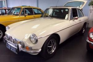 MGB GT 1.8 Coupe