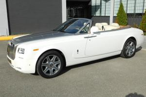 Rolls-Royce : Phantom Drophead Coupe Convertible 2-Door
