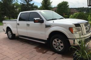Ford : F-150 Lariat Crew Cab Pickup 4-Door
