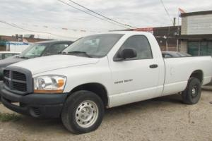 Dodge : Ram 1500 ST Standard Cab Pickup 2-Door