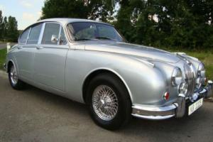 Jaguar MK II 3.8 manual 1964