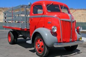 1942 CAB Over Ford Truck in NSW
