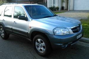 Mazda Tribute Limited 2001 4D Wagon Automatic 3L Multi Point F INJ 5 Seats in NSW