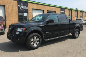 Ford : F-150 FX4 LEATHER -NAV -SUNROOF *ECOBOOST* 11 000 LB TOW