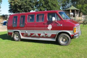 Dodge RAM Rick Wakeman'sTour bus from The YES tour