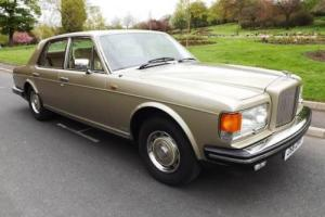 1983 Bentley Mulsanne Turbo Photo